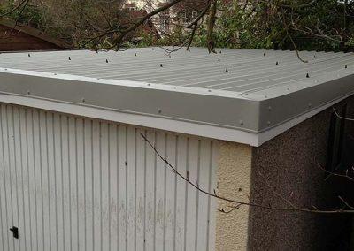 metal garage thin