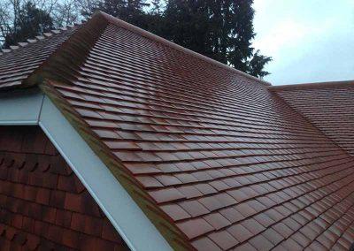 woodruff roof