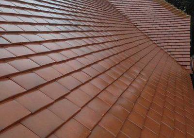 woodruff roof.