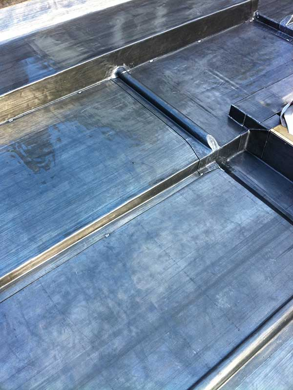 Leadwork in Surrey